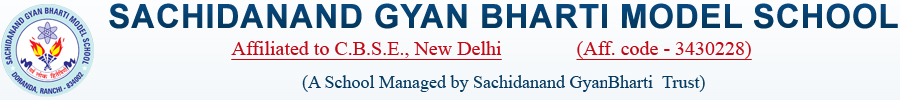 Sachidanand Gyan Bharti Model School